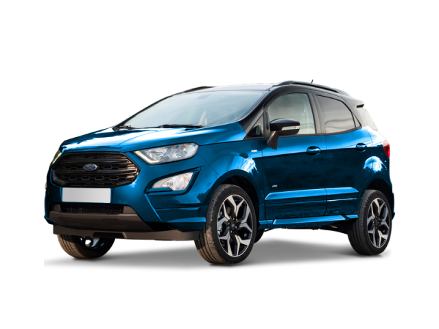 Ford EcoSport 1.0 ecoboost titanium 92kW