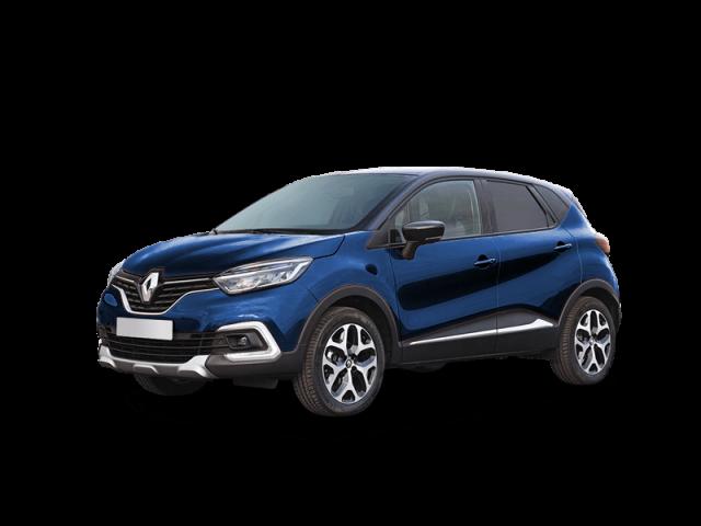 IKRIJ.nl in Den Haag biedt deze Renault Captur aan op basis van Private Lease