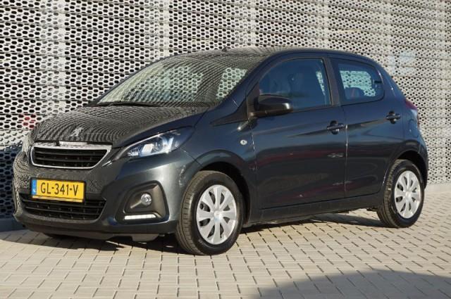 Private Lease nu als outlet aanbieding extra voordelig deze Peugeot 108 1.0evti active AIRCO + BLUETOOTH (GL-341-V) van IKRIJ.nl vanaf €169 per maand