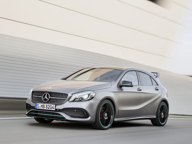 Mercedes A-klasse 180 business solution