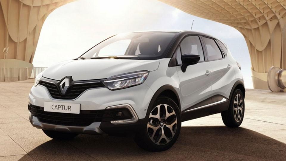 Renault private lease en de Captur van IKRIJ.nl in Den Haag