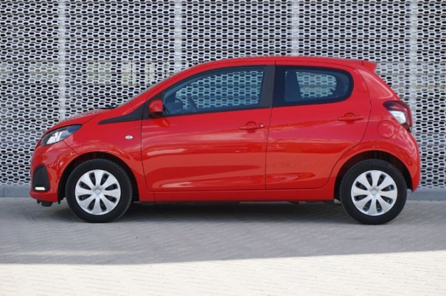 Peugeot 108 1.0evti active AIRCO + BLUETOOTH (HR-136-H)
