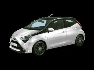 Private Lease deze Toyota Aygo vanaf 199 euro per maand bij IKRIJ.nl