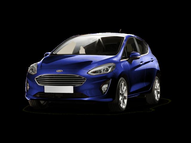 Ford Fiesta 1.1 TREND 70 PK
