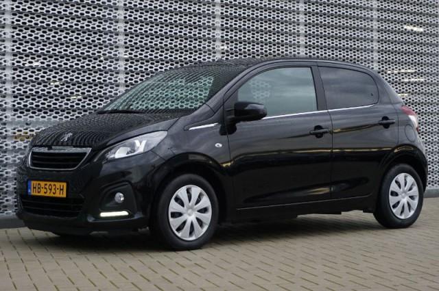 Private Lease nu als outlet aanbieding extra voordelig deze Peugeot 108 1.0evti active 53kW AIRCO + BLUETOOTH (HB-593-H) van IKRIJ.nl vanaf €169 per maand
