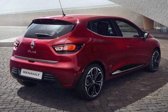 Meer informatie over de Renault Clio uit het Private Lease aanbod van IKRIJ.nl