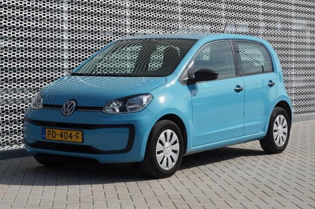 Private Lease nu als outlet aanbieding extra voordelig deze Volkswagen up! 1.0 take up! 44kW (PD-404-F) van IKRIJ.nl vanaf €179 per maand
