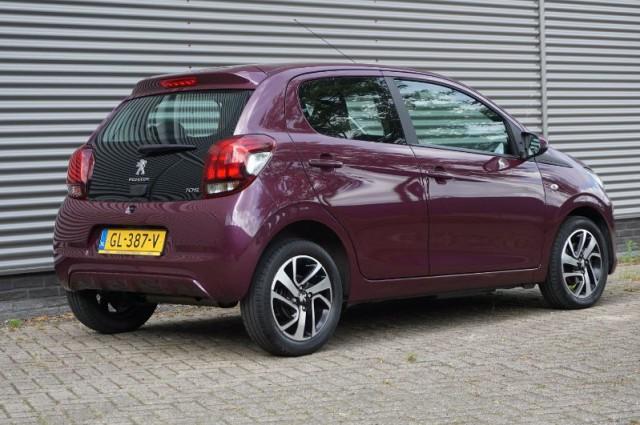 Peugeot 108 1.0evti allure (GL-387-V)