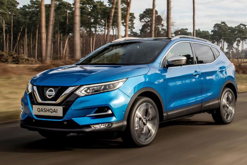 Nissan private lease en de Qashqai van IKRIJ.nl in Den Haag