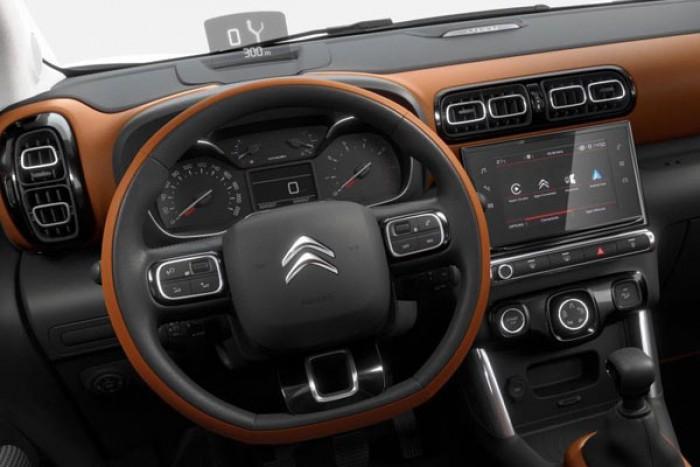 Meer informatie over de Citroën C3 Aircross uit het Private Lease aanbod van IKRIJ.nl