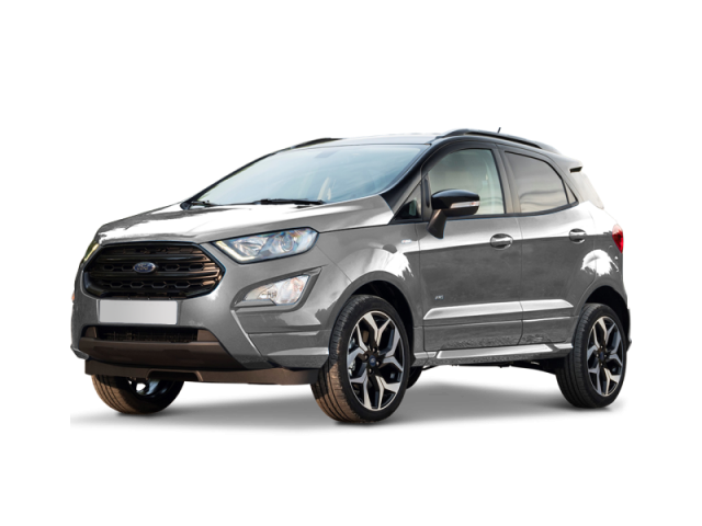 Ford EcoSport 1.0 ecoboost connected 74kW