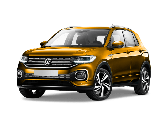Volkswagen T-Cross 1.0TSI LIFE 115PK dsg-7 aut