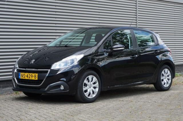 Private Lease nu als outlet aanbieding extra voordelig deze Peugeot 208 1.2 puretech blue lion 60kW (NS-429-B) van IKRIJ.nl vanaf €259 per maand