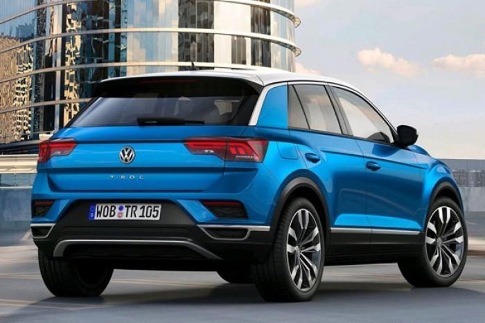 Compact, sportief en robuust |   Volkswagen private lease en de T-Roc van IKRIJ.nl in Den Haag