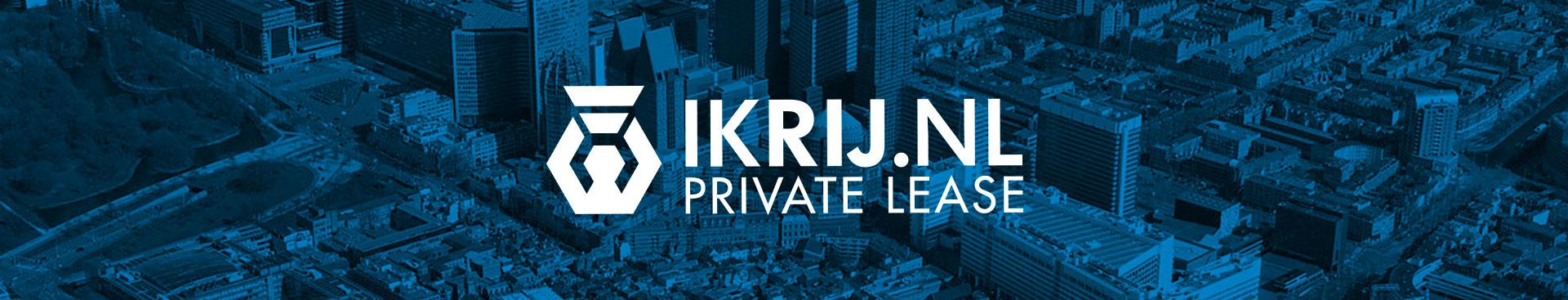 De beste private lease in Leiden komt van IKRIJ.NL